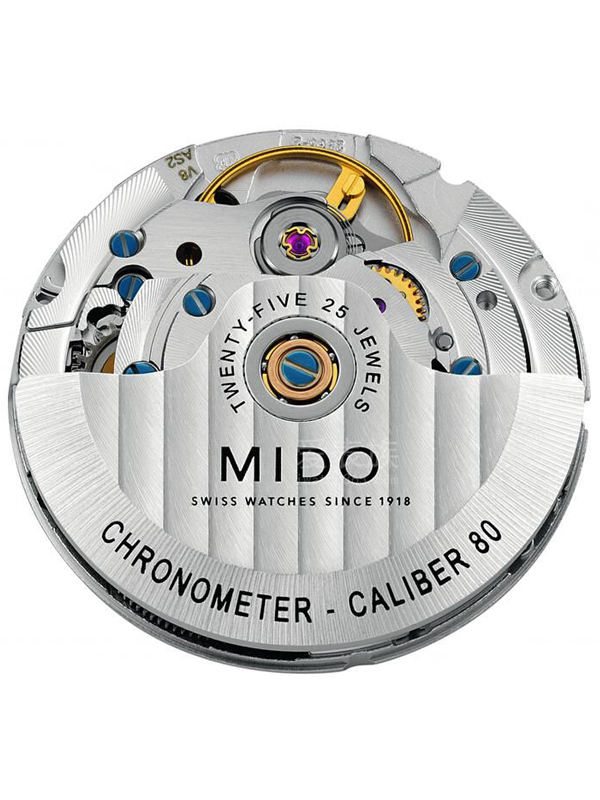 Đồng hồ MIDO COMMANDER CALIBER 80 CHRONOMETER M021.431.11.031.00