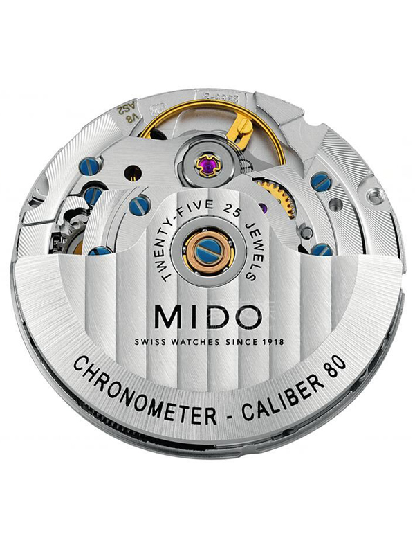 Đồng hồ MIDO COMMANDER CALIBER 80 CHRONOMETER M021.431.22.071.00