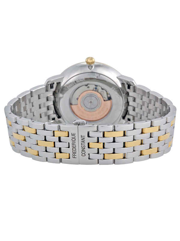 Đồng hồ Frederique Constant Slimline FC-306V4S3B2