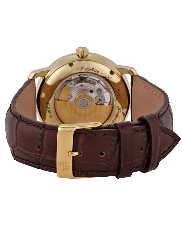 Đồng hồ Frederique Constant Moonphase FC-335MC4P5