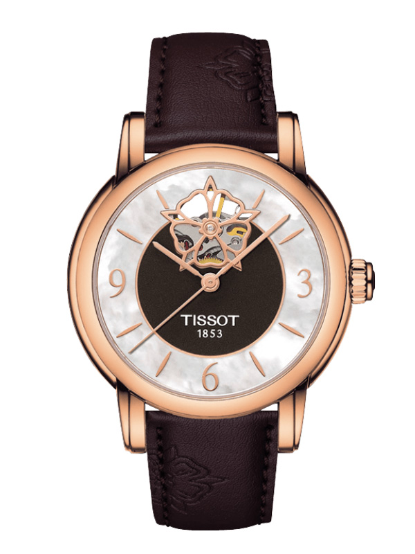 TISSOT LADY HEART POWERMATIC 80 T050.207.37.117.04