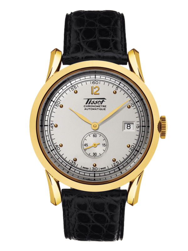 TISSOT HERITAGE 150TH ANNIVERSARY AUTOMATIC T71.3.440.31