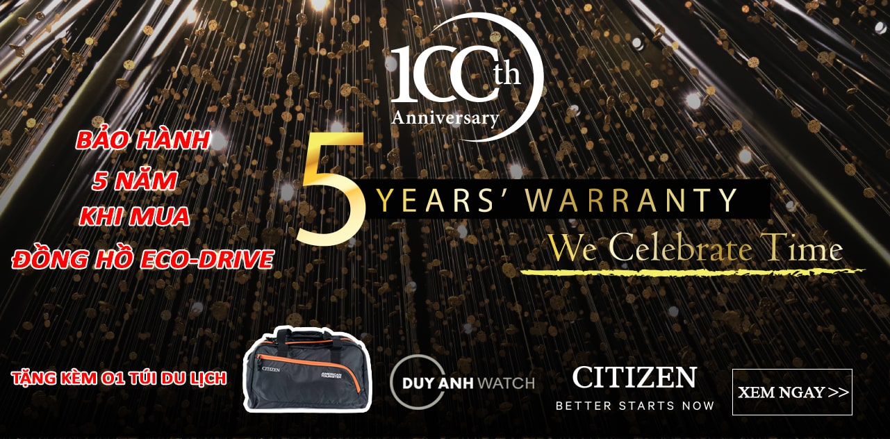KM 5 năm citizen