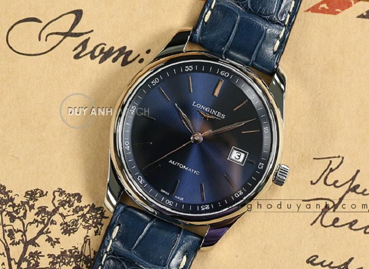 [Review - Đánh Giá] Longines Master Collection L2.793.4.92.0 - Tặng phẩm dành riêng cho quý ông thanh lịch