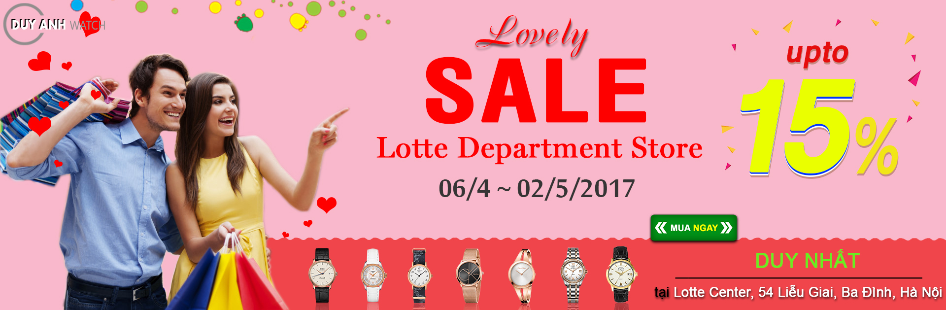 Lovely Sale