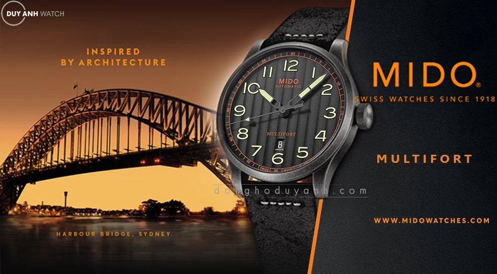 Đồng hồ MULTIFORT