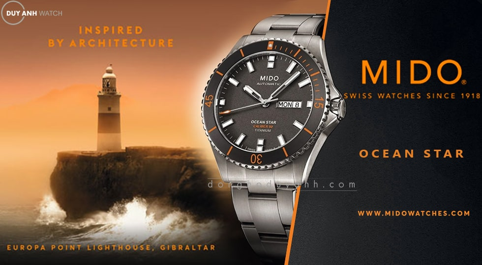 Đồng hồ OCEAN STAR CAPTAIN