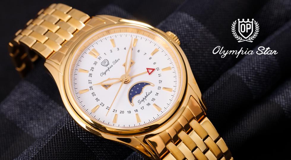 Đồng hồ OLYMPIA STAR