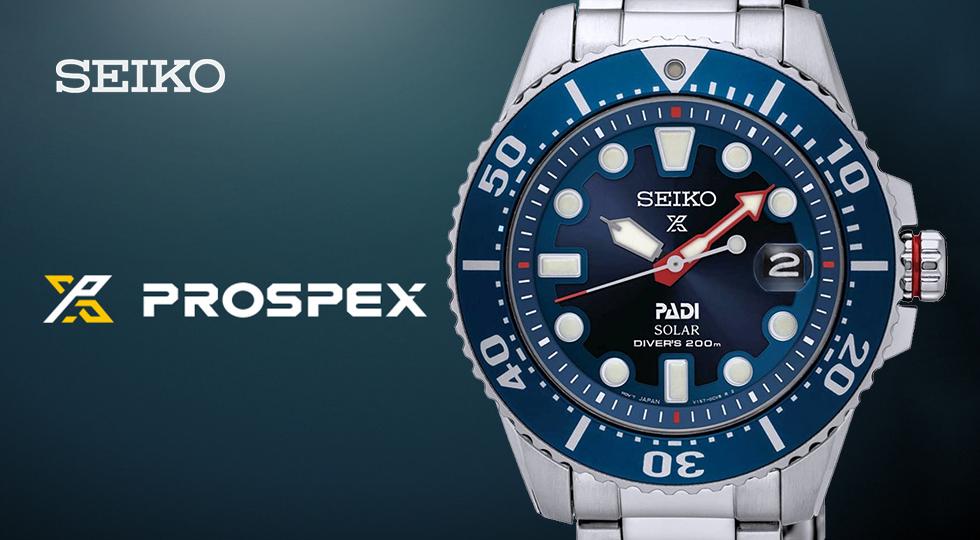 Đồng hồ PROSPEX SOLAR