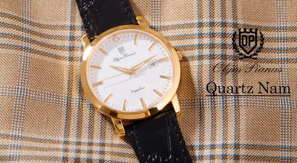 Đồng hồ Quartz Nam