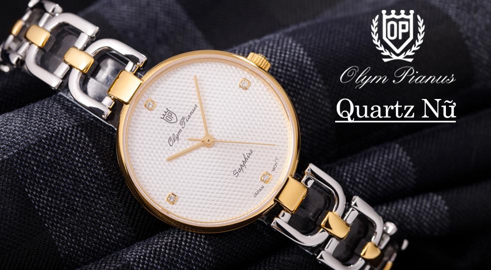 Đồng hồ Quartz Nữ