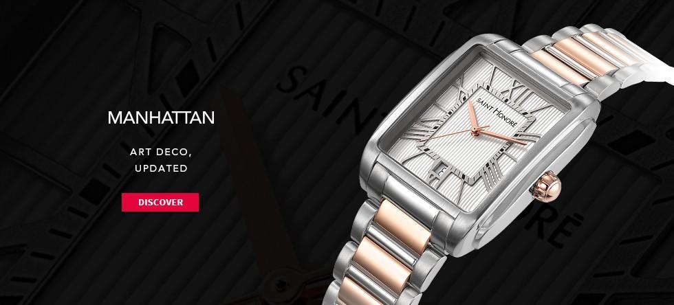 đồng hồ mới của Manhattan