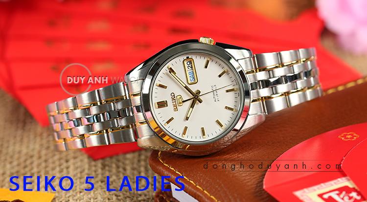 Đồng hồ SEIKO 5 LADIES