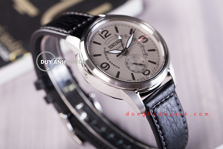 Seiko Presage Automatic Power Reserve Limited Edition SSA337J1