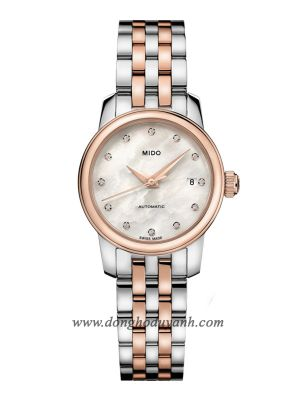 MIDO BARONCELLI LADY TWENTY FIVE M039.007.22.106.00