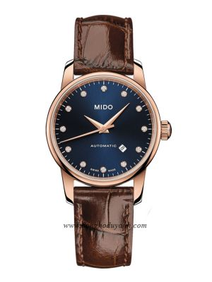 MIDO BARONCELLI MIDNIGHT BLUE LADY M7600.3.65.8