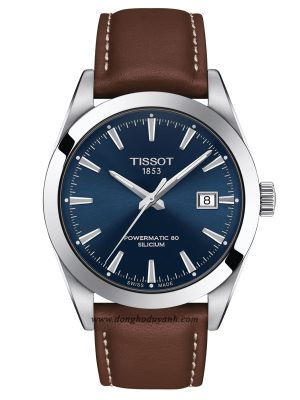 TISSOT GENTLEMAN POWERMATIC 80 SILICIUM T127.407.16.041.00