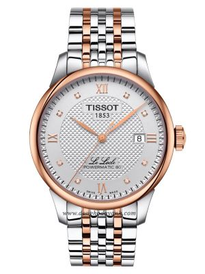 TISSOT LE LOCLE POWERMATIC 80 T006.407.22.036.00