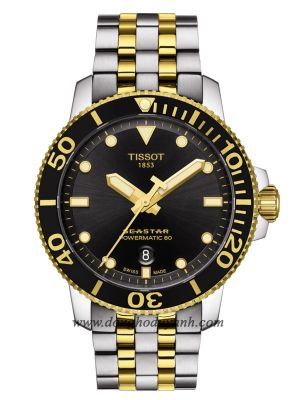 TISSOT SEASTAR 1000 POWERMATIC 80 T120.407.22.051.00