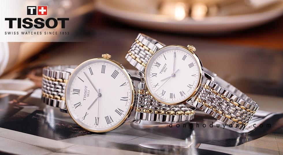 Đồng hồ T-CLASSIC QUARTZ