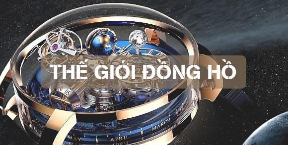 Đồng hồ Thế giới đồng hồ