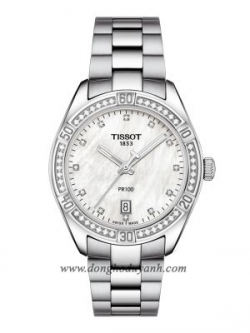 TISSOT PR 100 LADY SPORT CHIC SPECIAL EDITION T101.910.61.116.00