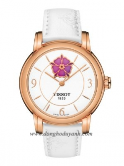 Đồng hồ TISSOT LADY HEART FLOWER POWERMATIC 80 T050.207.37.017.05