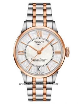 TISSOT CHEMIN DES TOURELLES POWERMATIC 80 LADY T099.207.22.118.02