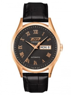 TISSOT HERITAGE VISODATE AUTOMATIC GOLD T910.430.76.083.00