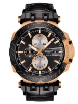 TISSOT T-RACE MOTOGP 2019 AUTOMATIC CHRONOGRAPH LIMITED EDITION T115.427.37.051.00