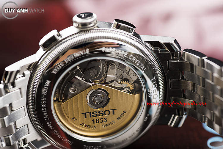 TISSOT BRIDGEPORT AUTOMATIC CHRONOGRAPH T097.427.11.033.00