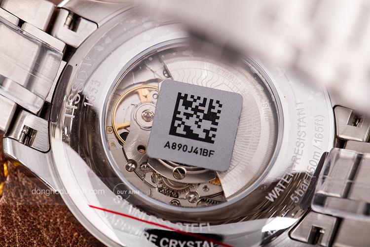 đồng hồ tissot chemin des tourelles