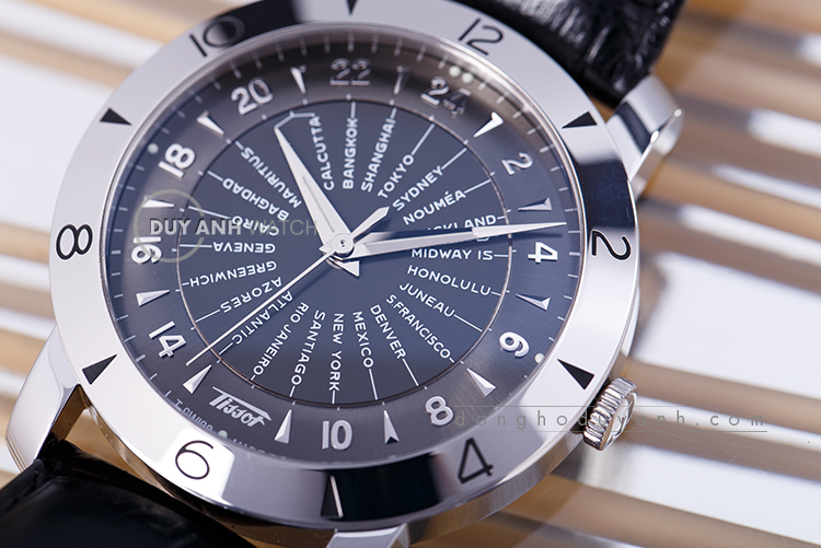 TISSOT HERITAGE AUTOMATIC 160TH ANNIVERSARY NAVIGATOR AUTOMATIC COSC T078.641.16.057.00