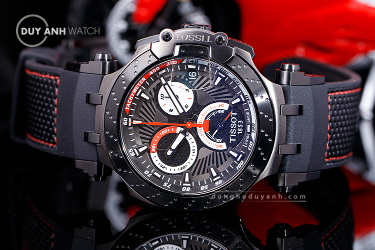 TISSOT T-RACE JORGE LORENZO 2018 LIMITED EDITION T115.417.37.061.01