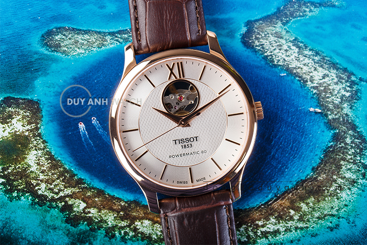 TISSOT TRADITION OPEN HEART T063.907.36.038.00