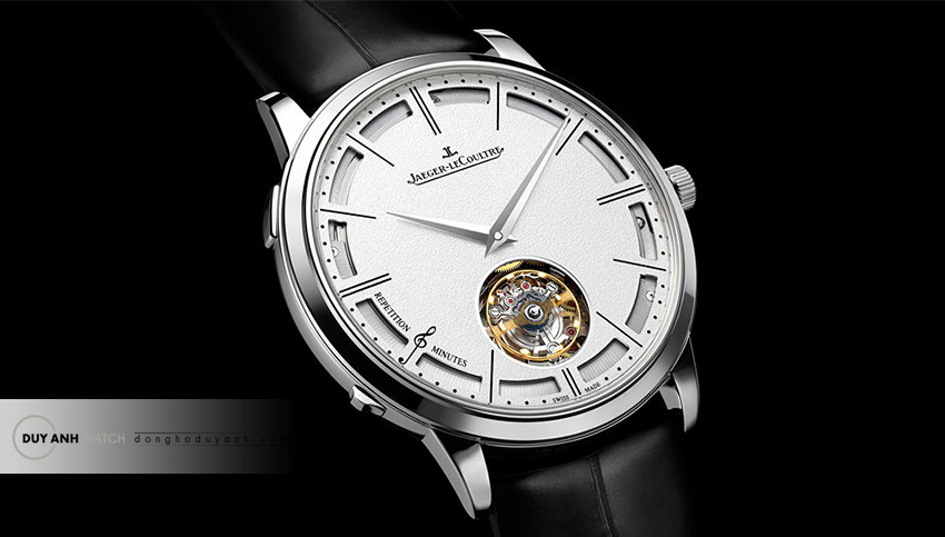 Jaeger-LeCoultre Master Ultra Thin Repeater Flying Tourbillon